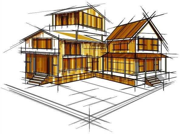 building your website is like building a house