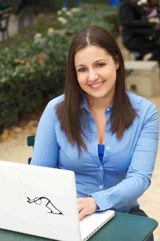 Melissa Breau - circa 2010